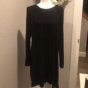 BCBGMAXAZRIA like new Jeanna dress in black